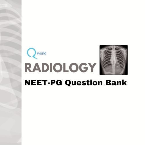 Radiology NEET PG Question Bank