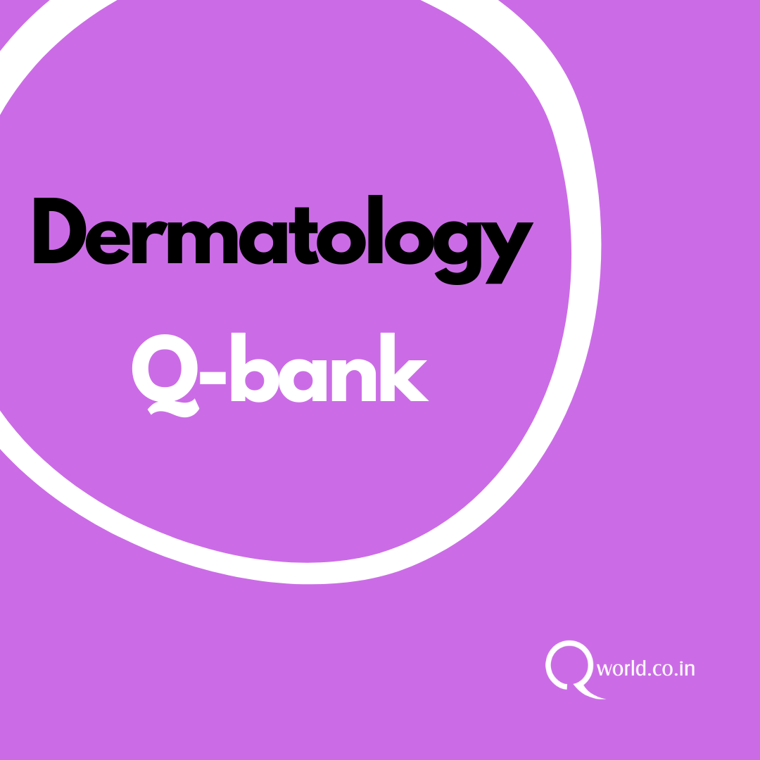 Dermatology NEET PG Question Bank