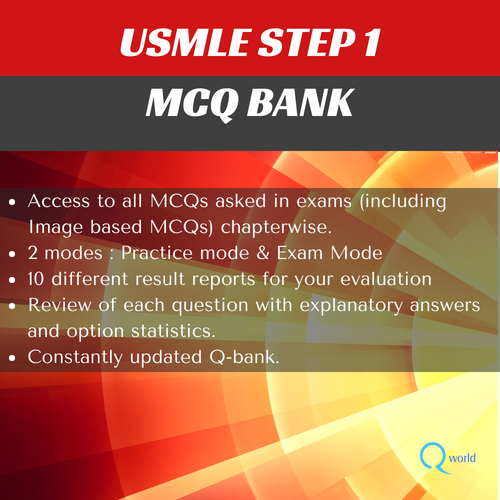 USMLE Step 1 MCQ Bank