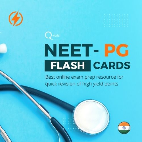 NEET-PG Flash Cards