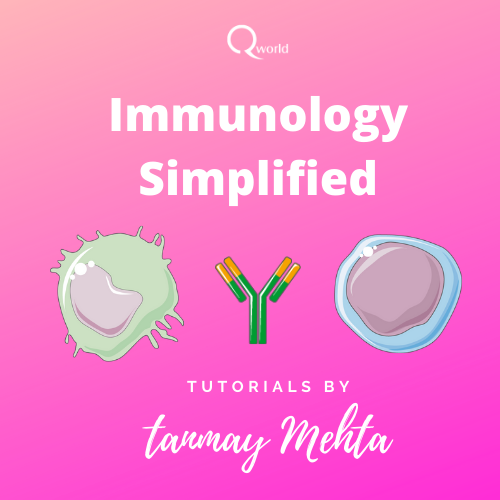 Immunology simplified tutorials