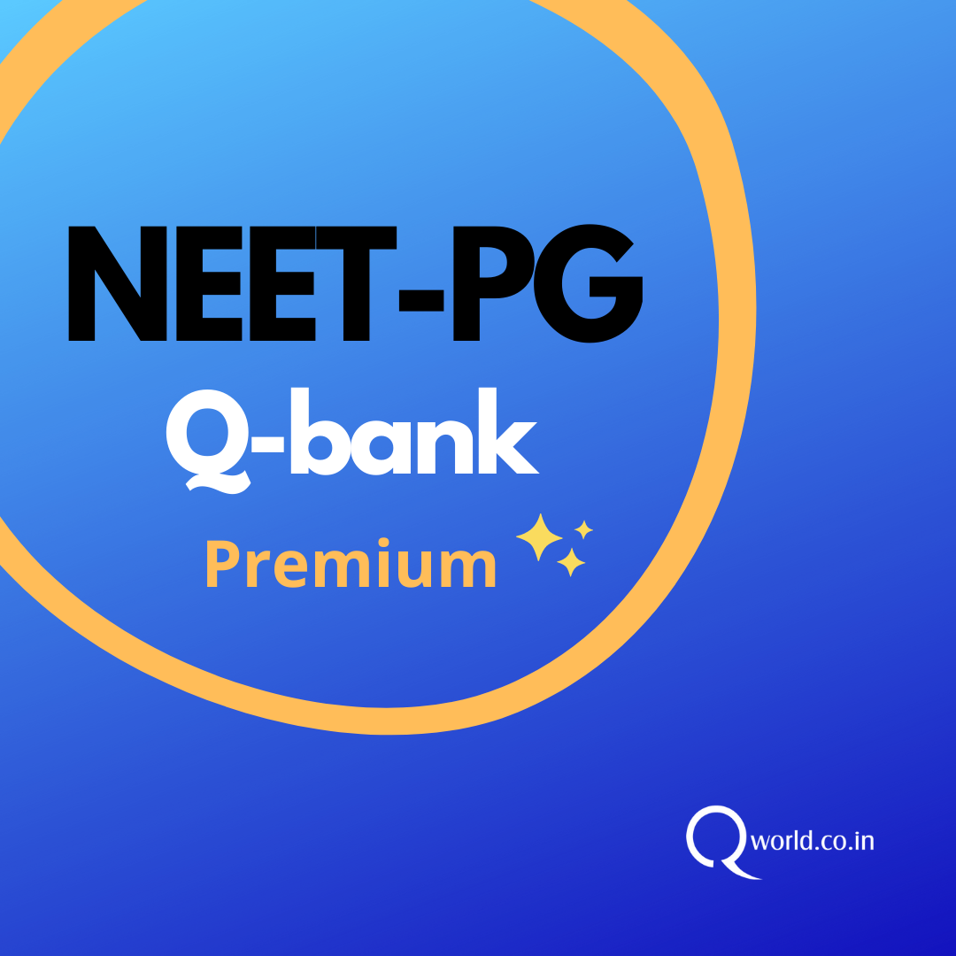 NEET PG Question Bank Premium