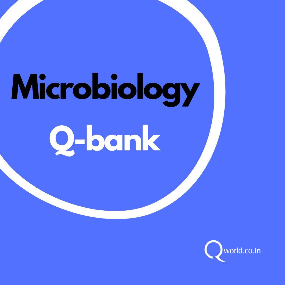 Microbiology NEET PG Question Bank